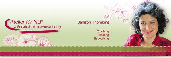 Atelier für NLP &amp Persönlichkeitsentwicklung - Jenison Thomkins